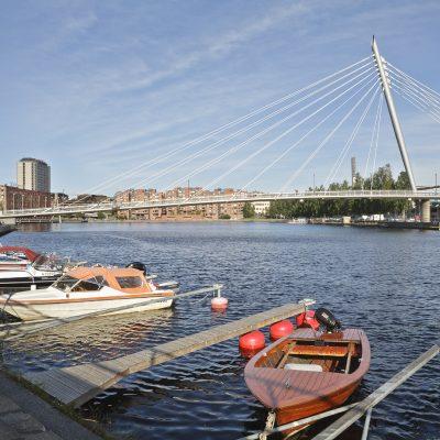 Laukon silta Tampere