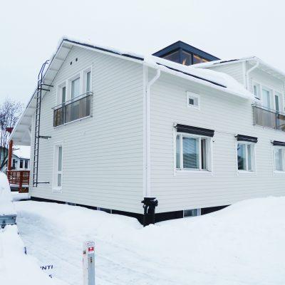Peruskorjaus Oulu