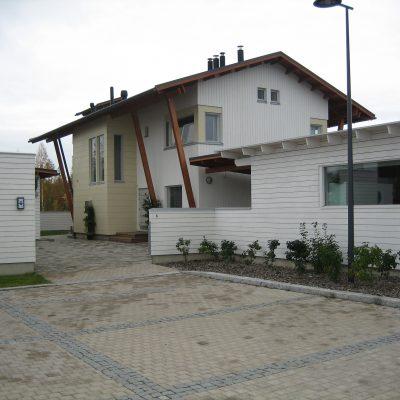 Villa Laivakello Oulun asuntomessut